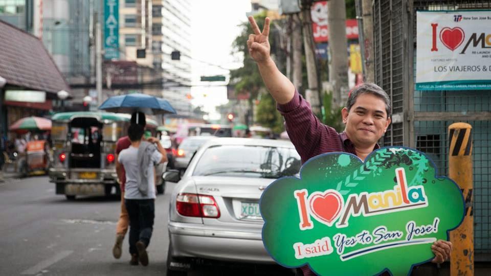 I Love Manila - Grand Launch of Victoria de Manila 2