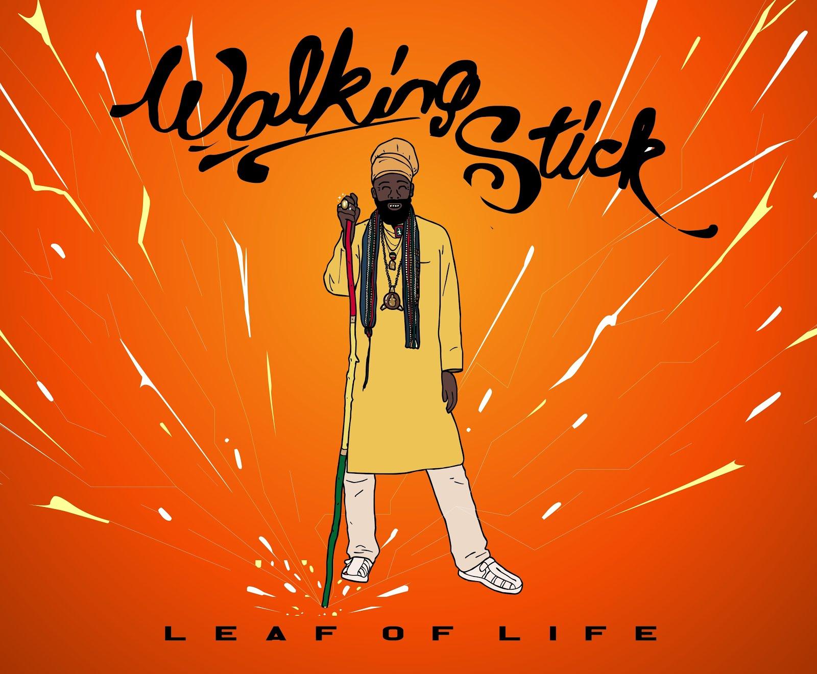 "Leaf of Life ,""Walking Stick"""