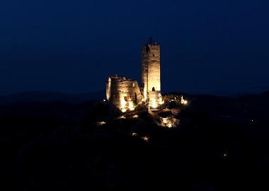 Castell de Penella. Cocentaina.