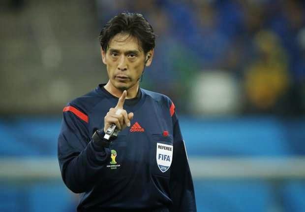 Wasit Yuichi Nishimura Di Anggap Membela Brasil Saat Melawan Kroasia