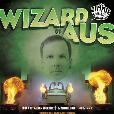 DJ Zimmie - Wizard Of Aus