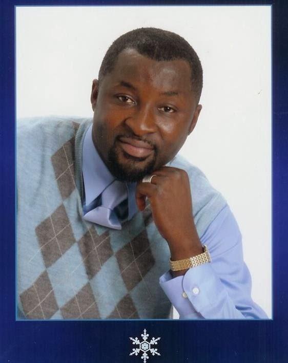 Pastor McDaniels Gyamfi