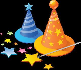 Renders y Cliparts en png de Cumpleaños