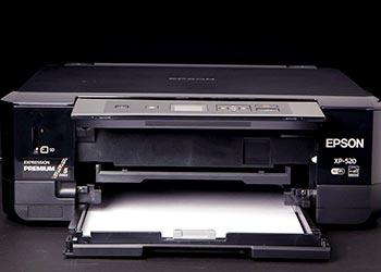 Epson XP-520 Software
