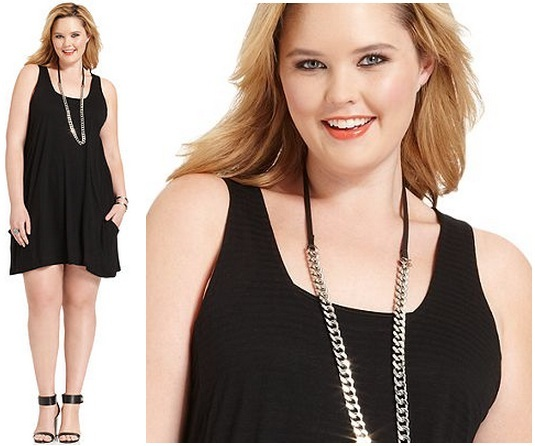 Summer Plus Size Little Black Dresses Latest Fashion Trend