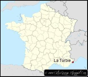 La Turbie France