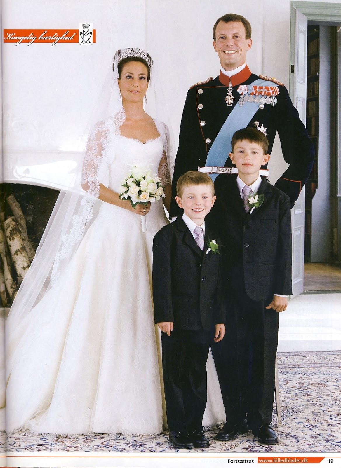 Prince joachim denmark wedding