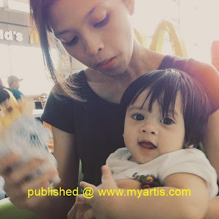 Isteri Restu Hubungan Saya Dengan Effa Maembong Boy Iman