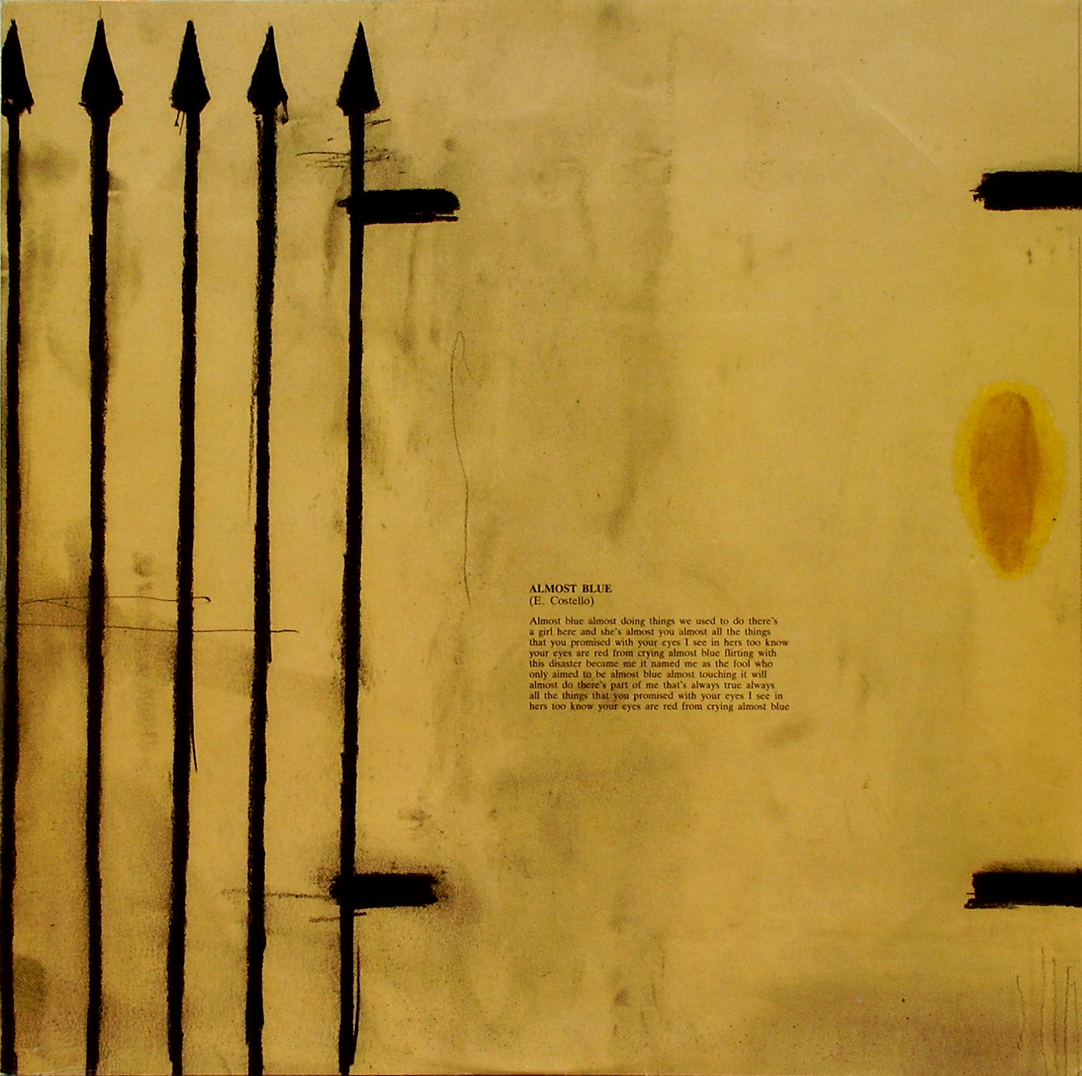 Jazz from Italy: Chet Baker _ Chet on Poetry - 1988