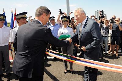 autópálya, infrastruktúra, közlekedés, Magyarország, Nagylak, Románia, Csanádpalota-Nagylak határátkelőhely, M43-as autópálya