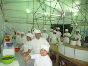 Avanza rápidamente la elaboración del Huevo de Pascua Artesanal . miramar huevo pascua mar