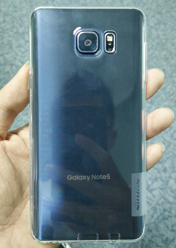 Samsung Galaxy Note 5 Camera