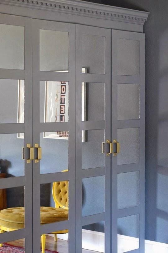 Armarios de ikea tuneados siegfried interiorismo for Armario 2 puertas ikea