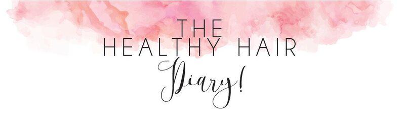 The Healthy Hair Diary