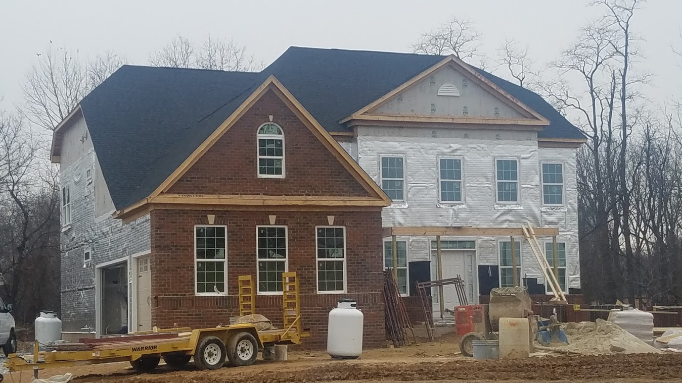 Our Journey To Building An Avalon With Ryan Homes In MD Elevation - What is our elevation