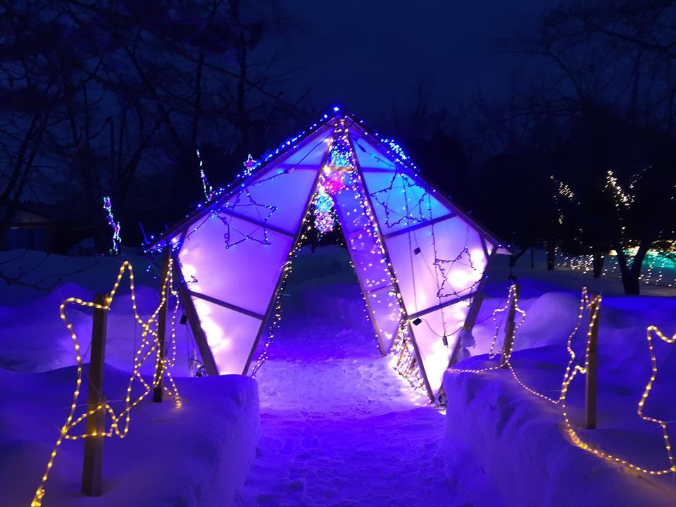 Dazai Museum Tsugaru Festival Snow and Light Pageant Goshogawara City 太宰ミュージアム津軽まつり 雪と光のページェント 五所川原市