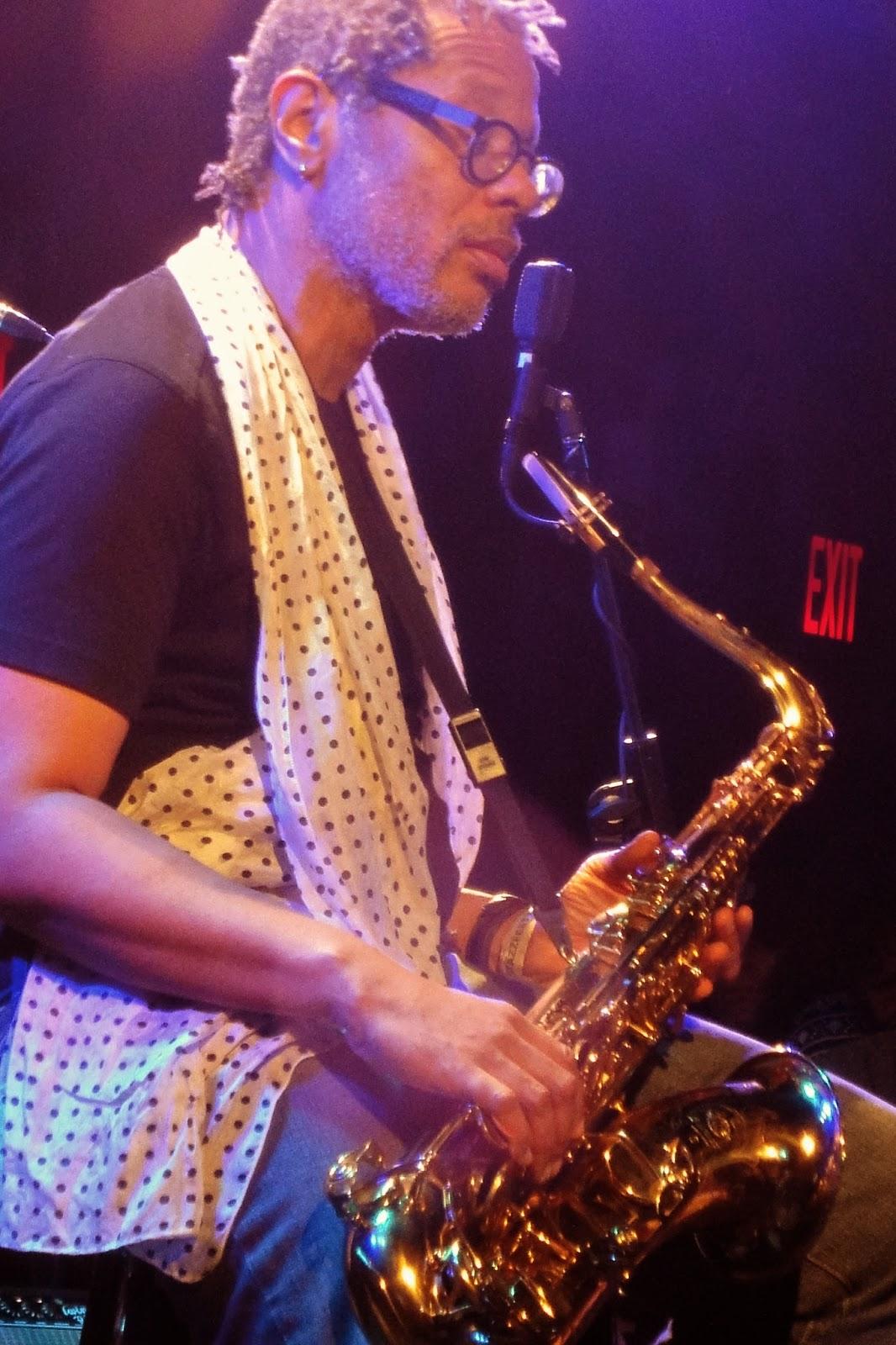 John Carter Quintet Night Fire
