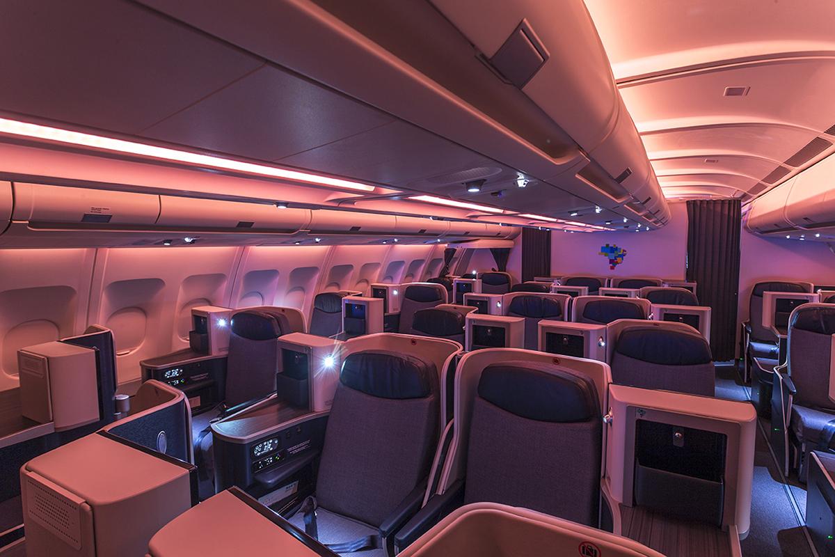 Como é voar na Azul? | Veja imagens da 1ª aeronave A330 completamente reformada