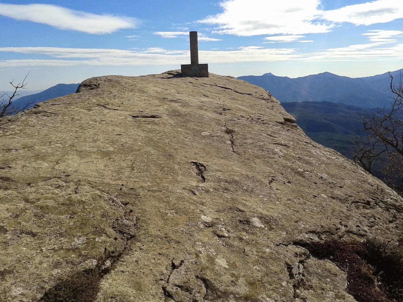 Roca Llarga (El repte dels 100 cims)