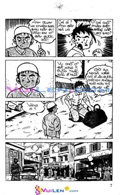 Jindodinho - Đường Dẫn Đến Khung Thành III  Tập 45 page 7 Congtruyen24h