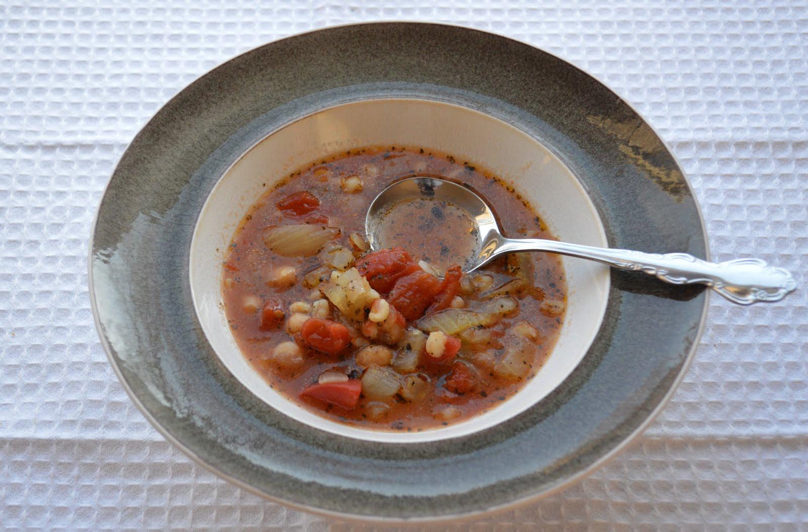 13 Hot Soups
