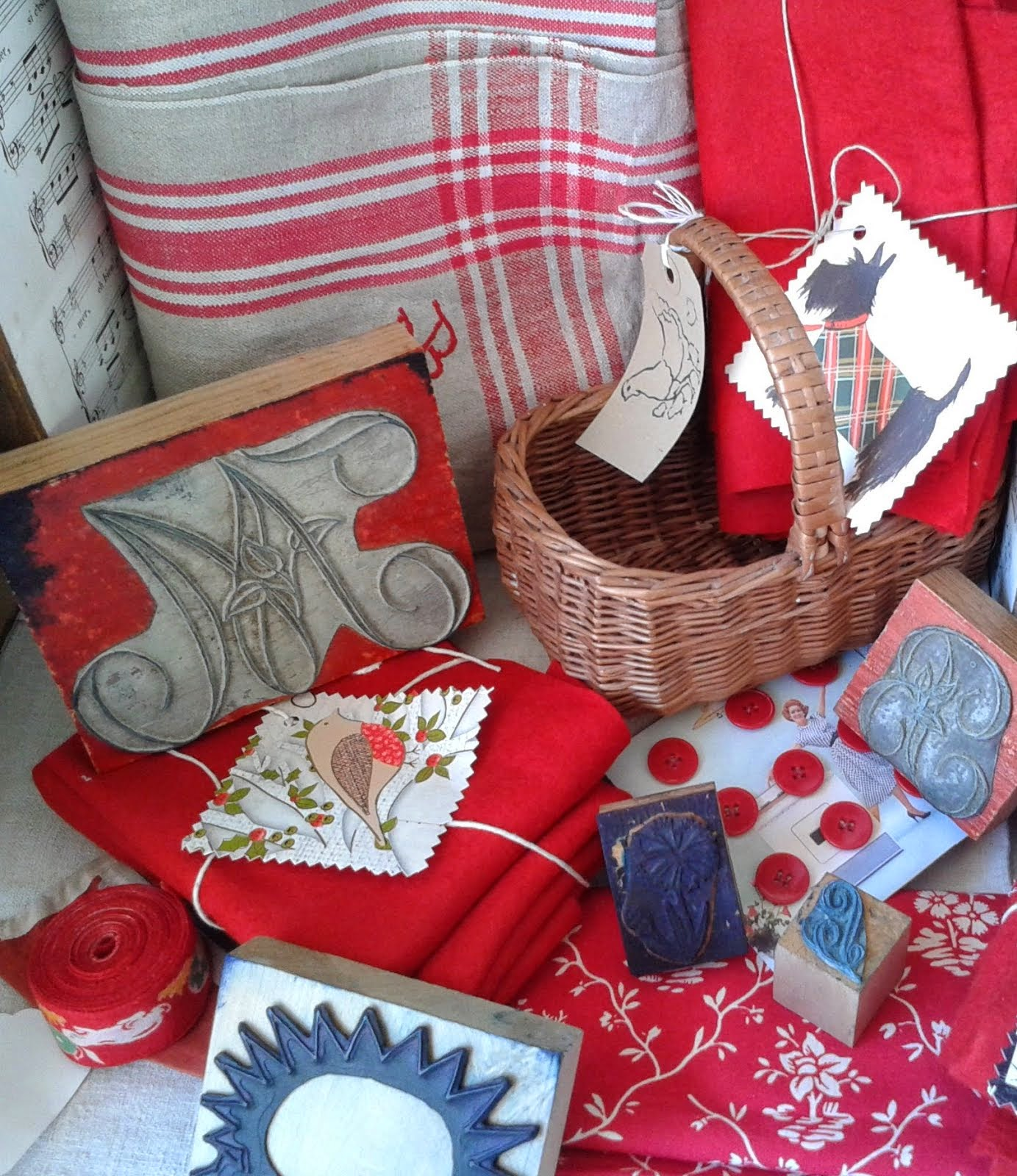 The Roxy Vintage Fair in Cheddar, Somerset