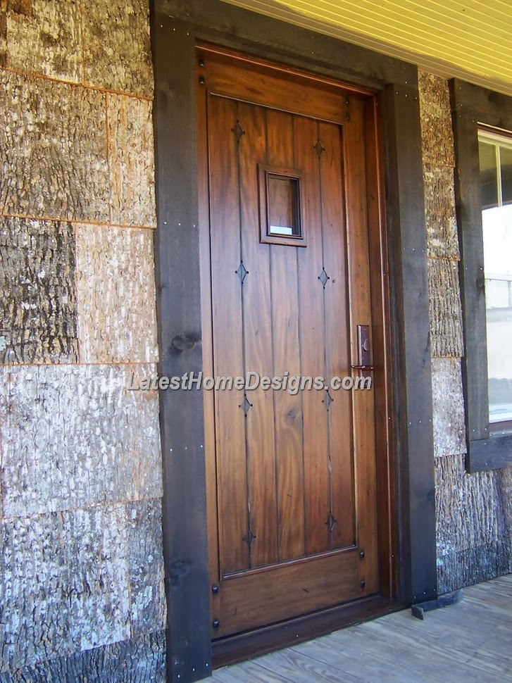 Solid wood door plans adam kaela for Solid hardwood front doors