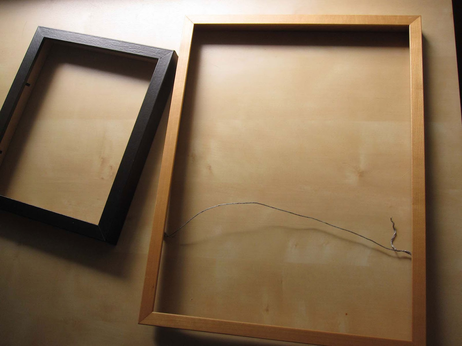 SCRAP-DC: How To: Make a Frame Jewelry Holder