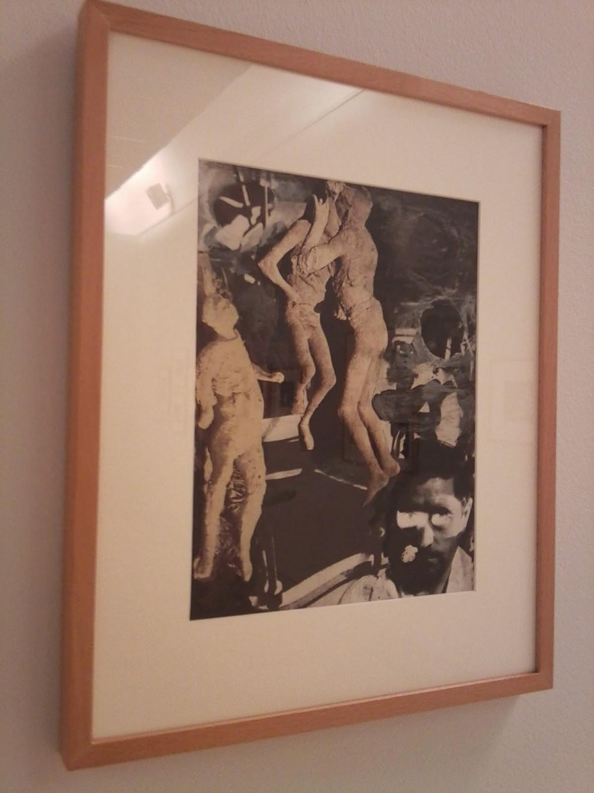 Gregorio Prieto, Real Academia de Bellas Artes de San Fernando, Fotografía, Arte, Collage, Blog de arte, Voa-Gallery, Yvonne Brochard, Exposiciones, Madrid,