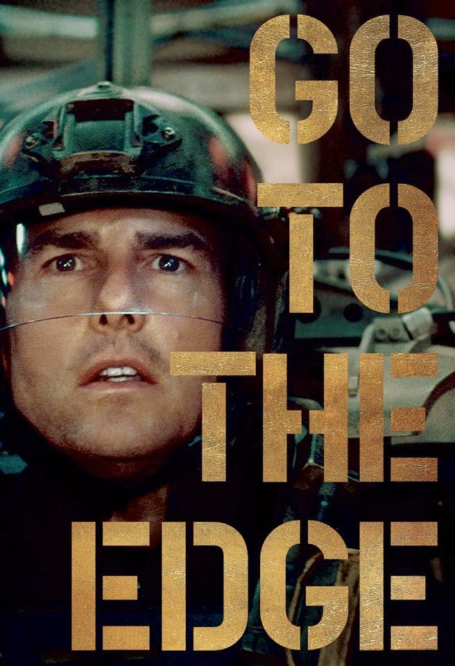 go to the edge tom cruise