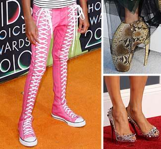 L.A.M.B-Nichol-Bootie-Gwen-Stefani   Celebrity shoes ...