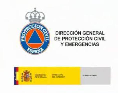 Proteccion civil coria del r o sanidad for Direccion ministerio del interior madrid
