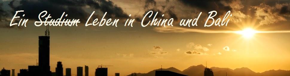 Ein Leben in China und Bali