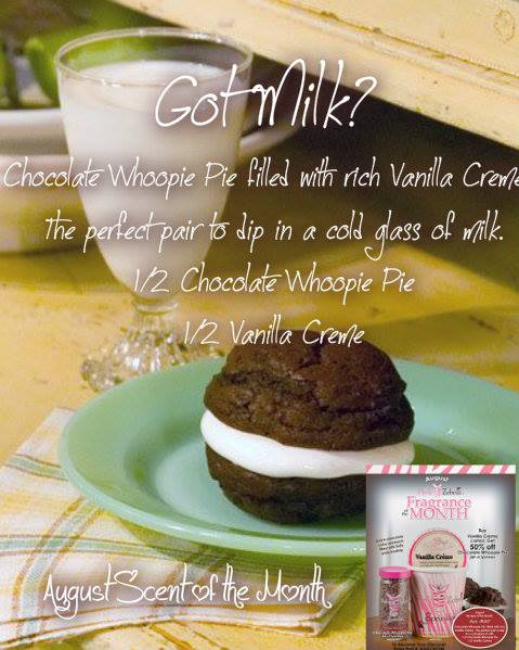 chocolate whoopie pie sprinkles recipe image
