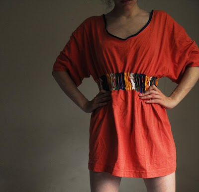 Cool Ways to Reuse Old T-Shirts (50) 45