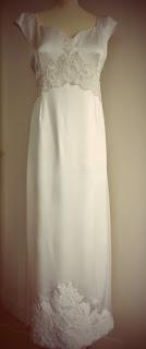 Robe de mariée sur mesure par créatrice à Versailles