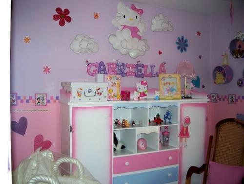 Decoraci n decora el cuarto de tu bebe for Decoracion de cuarto para nina recien nacida