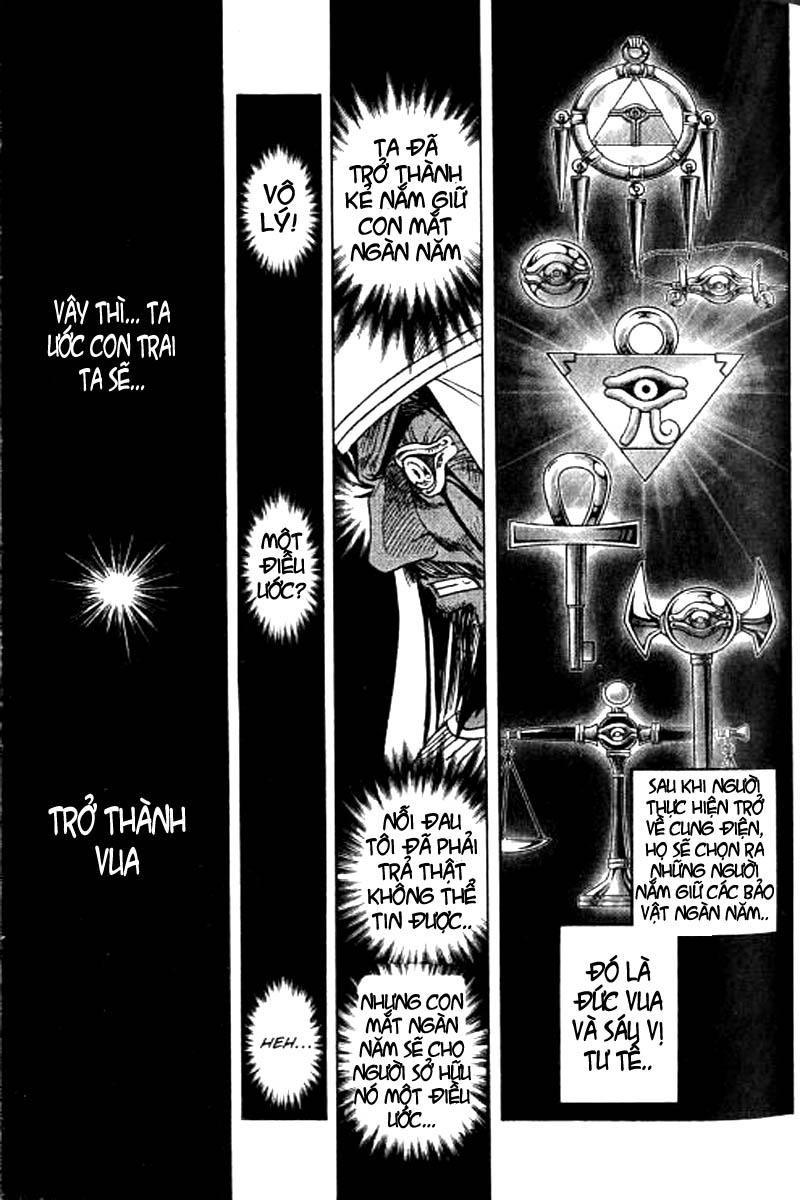 YuGi Oh – Vua Trò Chơi chap 308 Trang 13