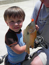Colemans first fish