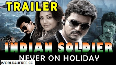Indian Soldier Never On Holiday 2015 Hindi Dub WEB HDRip 480p 400mb ESub