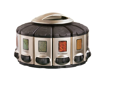 Gadgets To Make Cooking Easier - Auto-Measure Spices Carousel