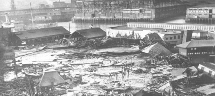 Bencana Banjir Paling Aneh Di Dunia