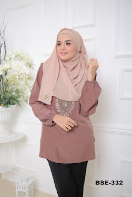 BLOUSE SWEET EVOLET - BSE 332