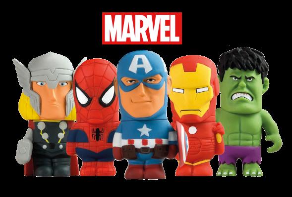 Maikii Tribe Marvel
