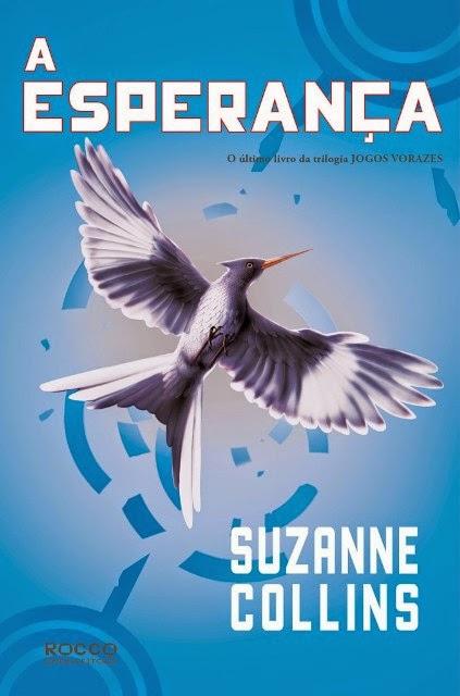 Livro A Esperança, Suzanne Collins