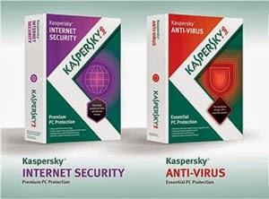 Antivirus Kaspersky Terbaru