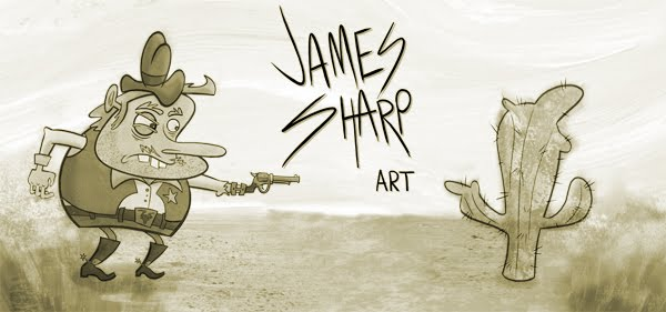 James Sharp Art