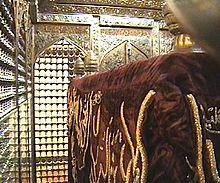 Tomb of Sheikh Abdul Qadir Jaelani