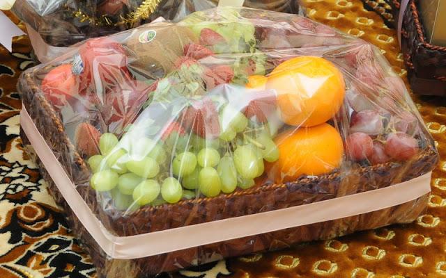 Makanan Wajib yang Harus Ada di Hantaran Pernikahan
