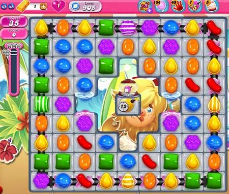 Candy Crush Saga 905